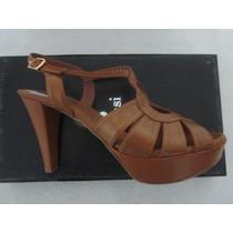 Sandalia ,bota,100% Cuero Dansy