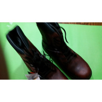 Zapatos De Seguridad Rizzoli, Caña Alta Nª43