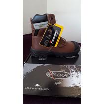 Zapatos Seguridad Montaña Termic Dielec Americanshoe 5594-41