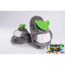 Mi Vecino Totoro Totoro Pantuflas