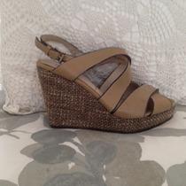 Zapatos Sandalias Pollini Plataforma