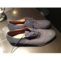 Zapatos Aldo Azul Talla 45