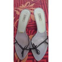 Zapatos Prada Mujer Numero 37.