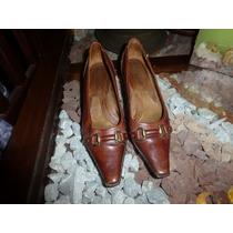 Zapato Azaléia #37 Para Dama