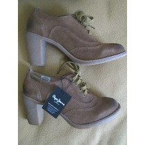 50% Dcto Zapatos Pepe Jeans Mujer N°38 - Nuevos