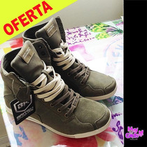 Zapatillas Militar Solo X Hoy 25000