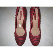 Zapato .sandalia ,luzdalua De Mingo 36,cuero