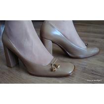 Louis Vuitton Autenticos Zapatos Reina Vintage 39