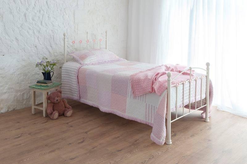 Cama de fierro en 1 plaza en mercadolibre for Precio de cama de 1 plaza