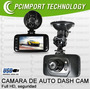 Camara De Auto Full Hd 1920x1080p Dash Cam Gs8000l Pcimport