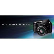 Camara Fujifilm S4000 14 Megapixeles 30 X Zoom Lcd 3.0