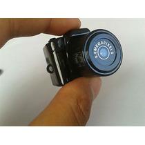 Camara Espia Version Hd Real Demostrable- Graba 10horas