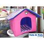 Camitas Casitas Para Perros Gatos, Desmontables / Vets&pets