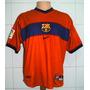 Camiseta Barcelona, Año 1998 - 1999, Nike, Talla M