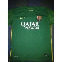 Camisetas De Arquero Barcelona 15/16 Bravo Solo A Pedido