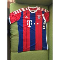 Camiseta Polera Nueva Robben Bayern Munich Fútbol 2015