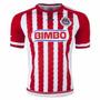 Camisetas Chivas De Guadalajara Mexico Temporada 15-16