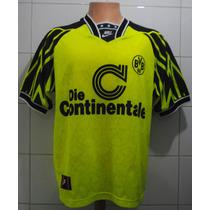 Camiseta Borussia Dortmund, Nike, Año 1994 - 1995, Talla M