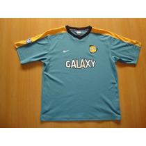 Ángeles Galaxy Nike Año 2001-2002 Talla Xl Imperdible Oferta