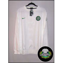 Poleron Nike Celtic Entrenamiento, Talla Xl, Escocia, Nuevo