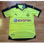 Camiseta Borussia Dortmund #11 Reus Modelo Local Talla S