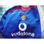 Camisa Manchester United Vodafone