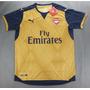 Camisetas Fútbol Arsenal 15 -16 Alexis Nuevas Versión Visita