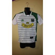 Camiseta De Cd Temuco 2005-06, Training, Talla 14 Niño.