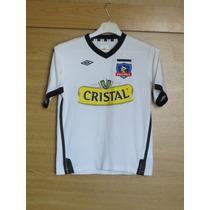Camiseta De Colo Colo Umbro De Niño Talla 12 Año 2011