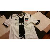 Oferta Camiseta Colo Colo 2015 Niño Paredes - Suazo-valdes