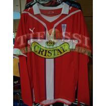 Camiseta U Catolica 2009 Clausura Mangas Largas Recambio