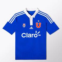 Camiseta U.de Chile.. Talla 12 Años Nueva Original