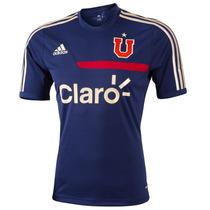 Camiseta De Entrenamiento Azul Universidad De Chile Nuevas