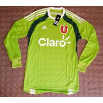 Camiseta De Arquero Universidad De Chile Original Y Nueva