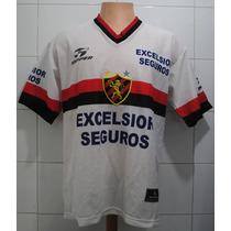 Camiseta Sport Recife De Brasil, Topper, #10, Talla M