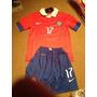 Camiseta Selección Chilena Niño
