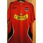 Camiseta Colo Colo Roja Entrenamiento