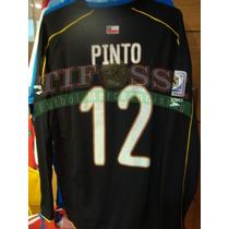 Camiseta Oficial Chile En Sudafrica Miguel Pinto En Tifossi