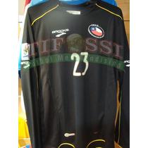 Camiseta Oficial Chile En Sudafrica, Arquero Marin