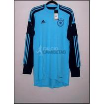 Camiseta Adidas Alemania 2012-13 Arquero, Xl, Neuer, Nueva