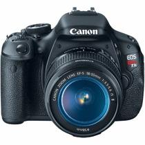 Canon Rebel T3i 18-55 Kit (eos - 600d)