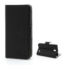Carcasa Flip Cover Alcatel Idol 6030 + Mica Protectora