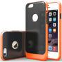 Caseology Iphone 6 4.7 [sheer Grip] Tpu Bumper Clear Matte