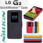 Carcasa Nillkin Flip Cover Smart Lg G2