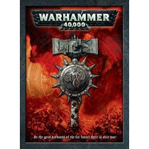 Warhammer 40k Rulebook - Como Nuevo