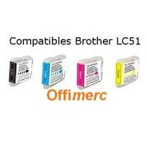 Cartucho Brother Lc-51,41,61 Nuevo Alternativo Desp. Gratis