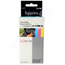 Cartucho Tinta Impresora Hp 670m Magenta 15ml Mas Impresione