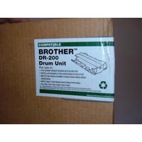 Drum Brother Dr-200 Original Sellado Y Toner De Repuesto