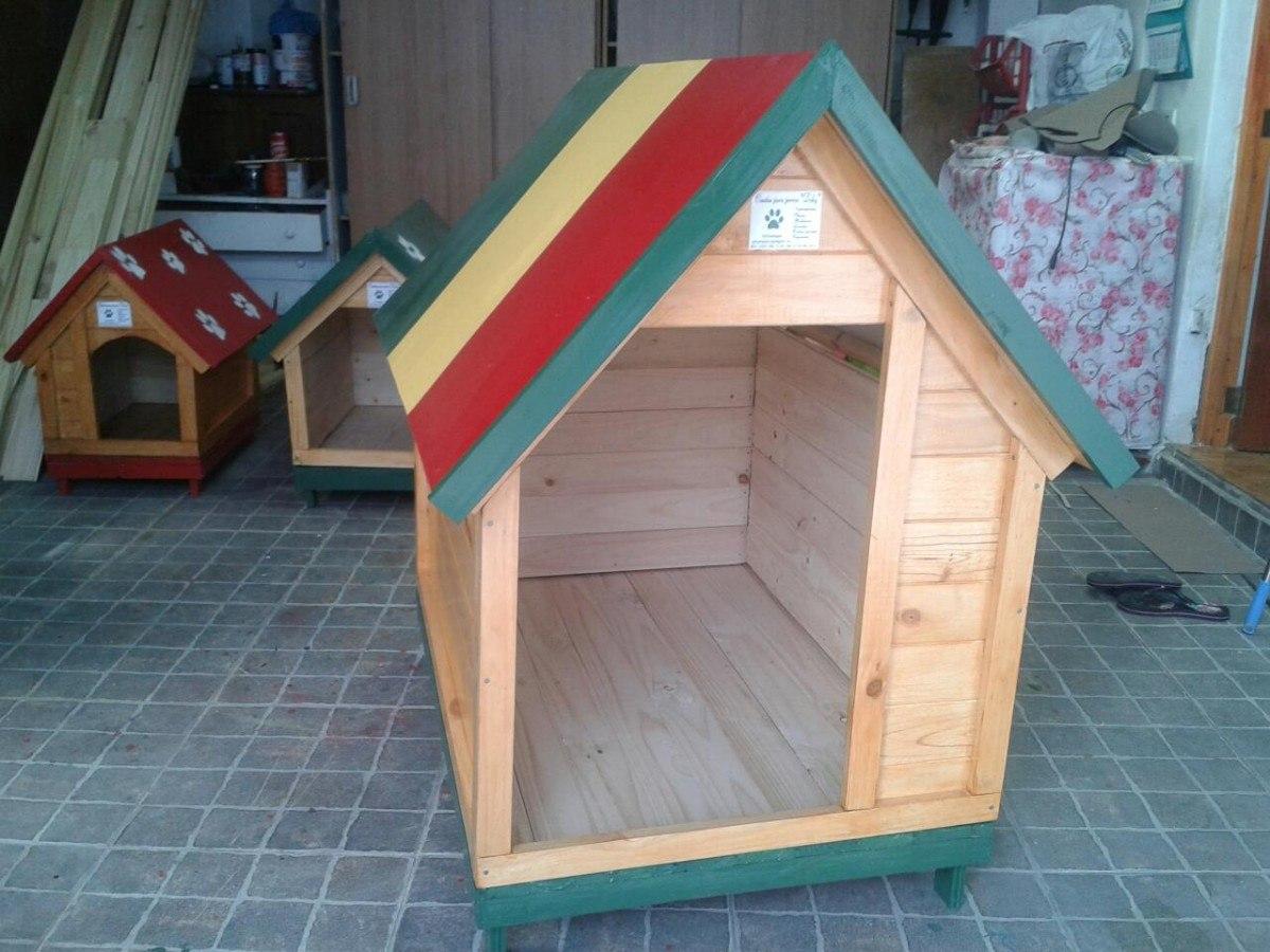 Casas para perros en mercadolibre for Construir casa de perro