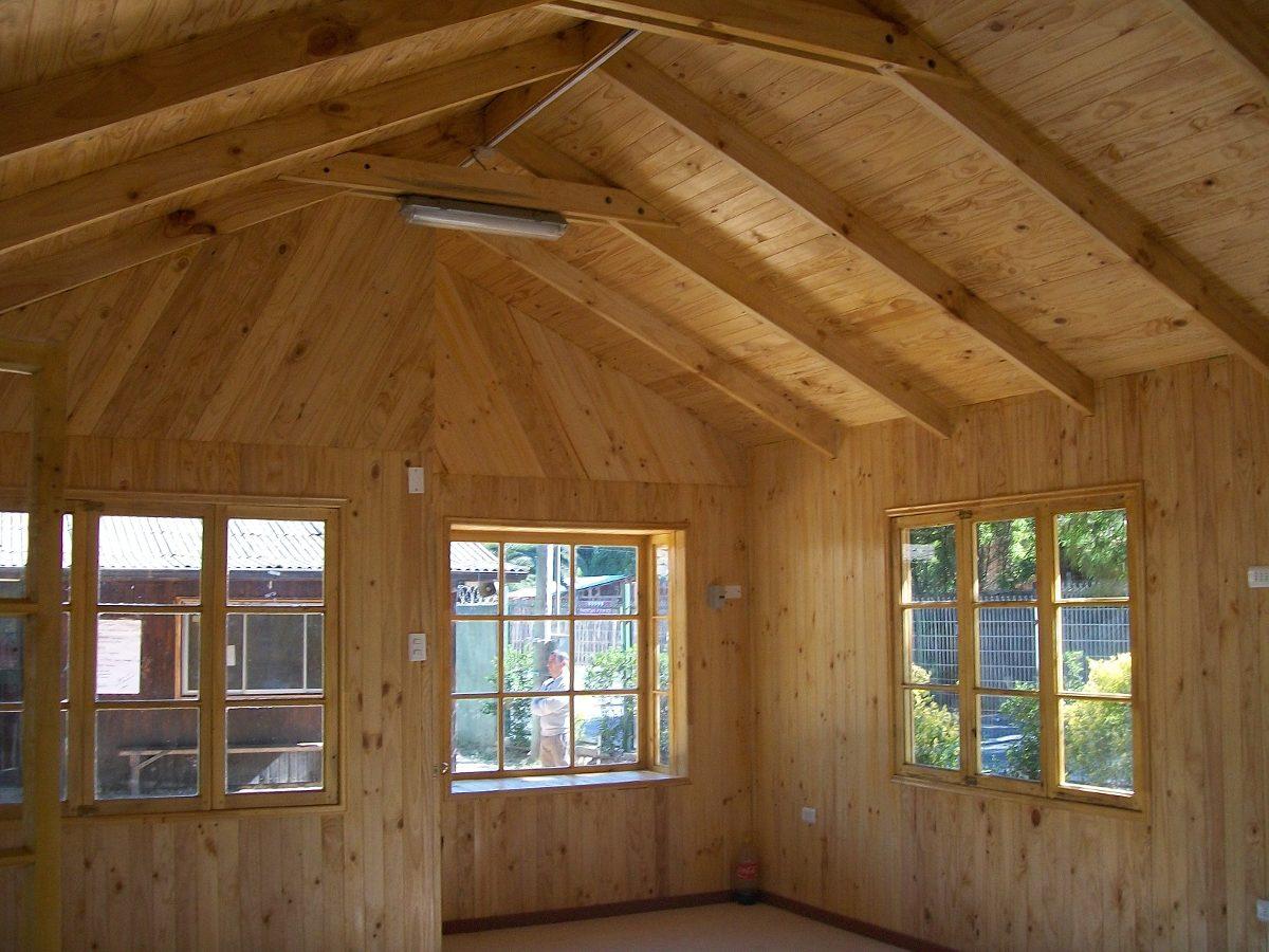 Casas prefabricadas madera casas prefabricadas el monte - Viviendas prefabricadas ...
